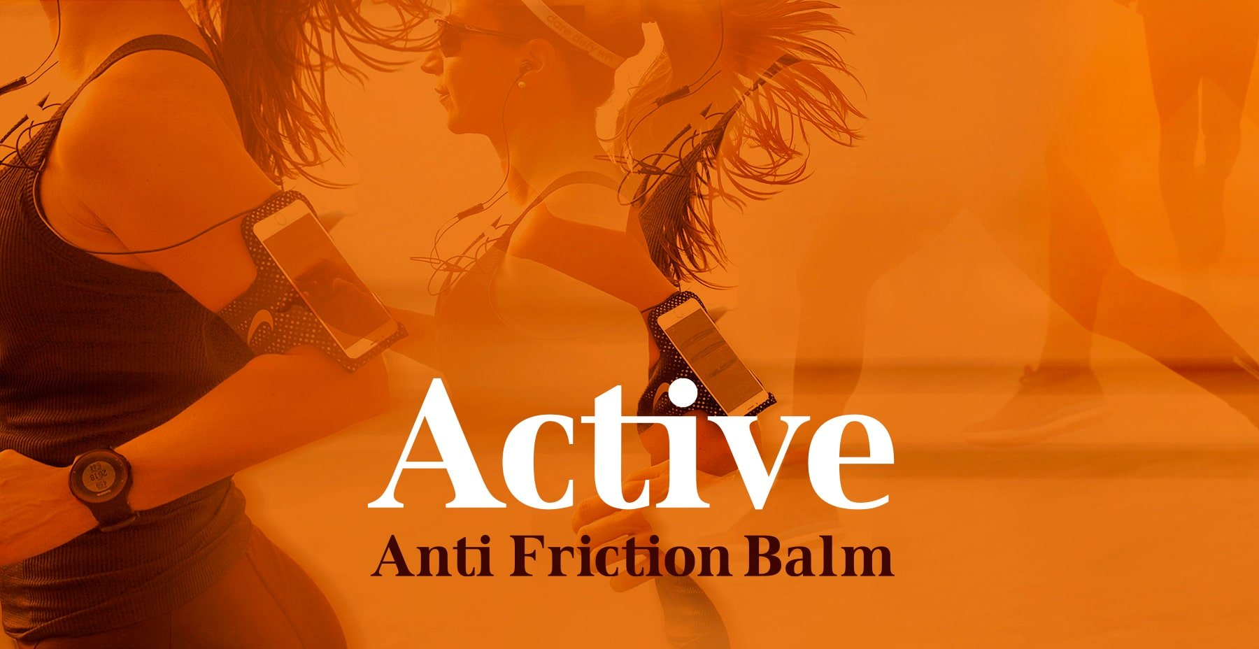 Active Anti Friction Balm