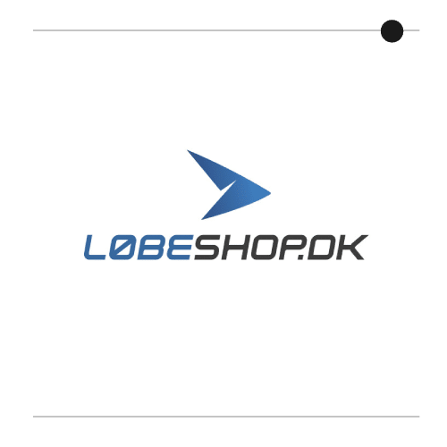 Transparent logo Lobeshop